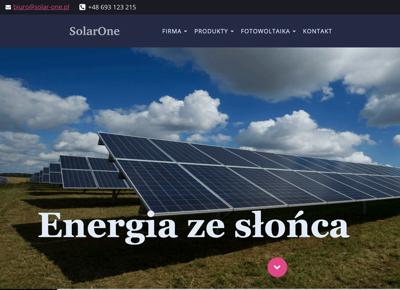 solar one